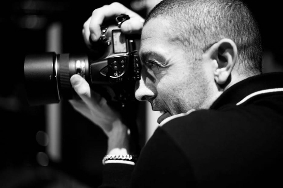 Direzione della fotografia per il video workshop con francesco